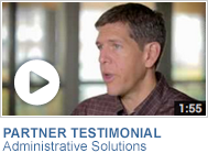 Partner Testimonial - Administrative Solutions