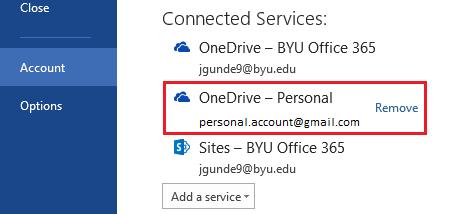 Knowledge - Additional OneDrive Storage